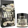 Whey Protein + Creatine Micronised